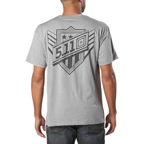5.11 Viper Tee Grey Heather