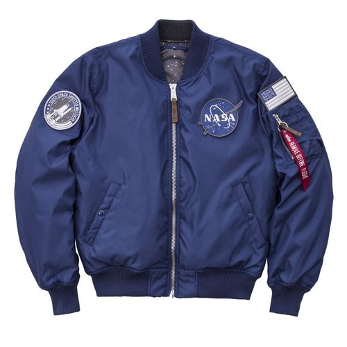 Alpha Industries MA-1 VF NASA RP