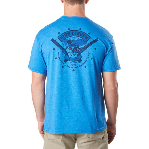 5.11 Patriot Tee Royal Heather