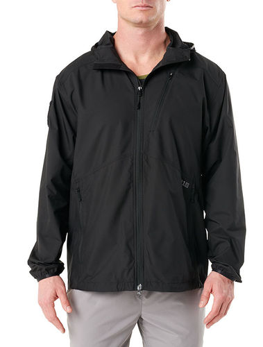 5.11 Cascadia Windbreaker Jaket Black