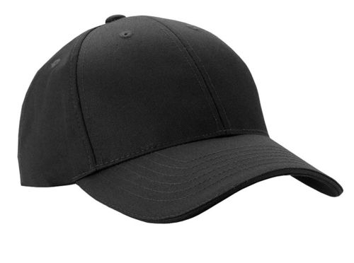 5.11 Uniform Hat Adjustable Black