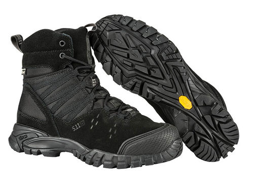 "5.11 Union 6"" WP Boot Black"