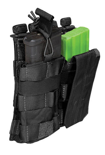 5.11 AR Bungee Cover Double Black