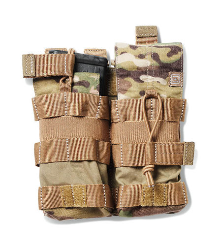 5.11 AR Bungee Cover Double Multicam