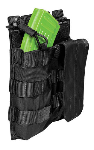 5.11 AK Bungee Cover Double Black