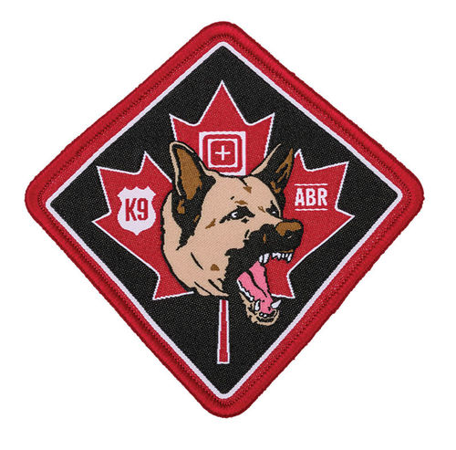 5.11 Canada K9 Patch Multi