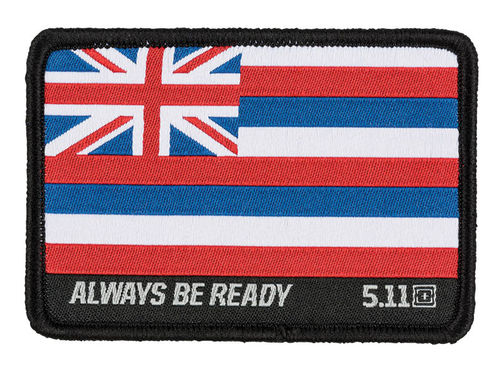 5.11 Hawaii State Flag Patch Multi