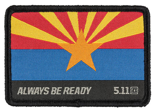 5.11 Arizona Flag Patch Multi