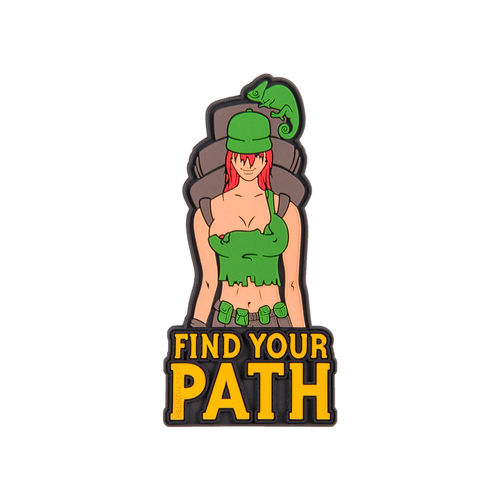 Helikon-Tex Find Your Path Patch Olive Green