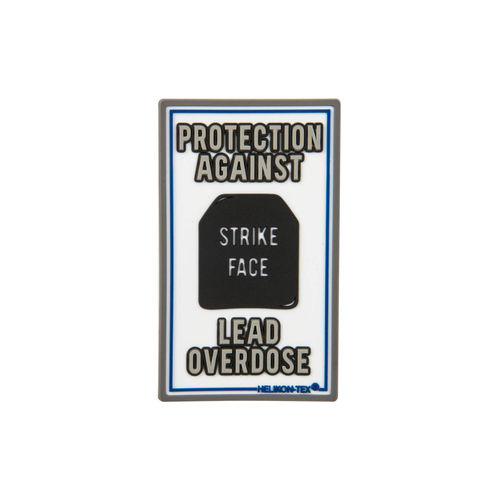 Helikon-Tex Lead Overdose Patch White
