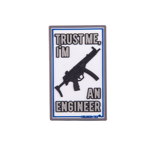 Helikon-Tex Trust Me I'm An Engineer Patch White