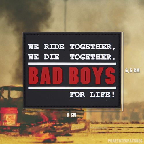 Bad Boys for Life Patch